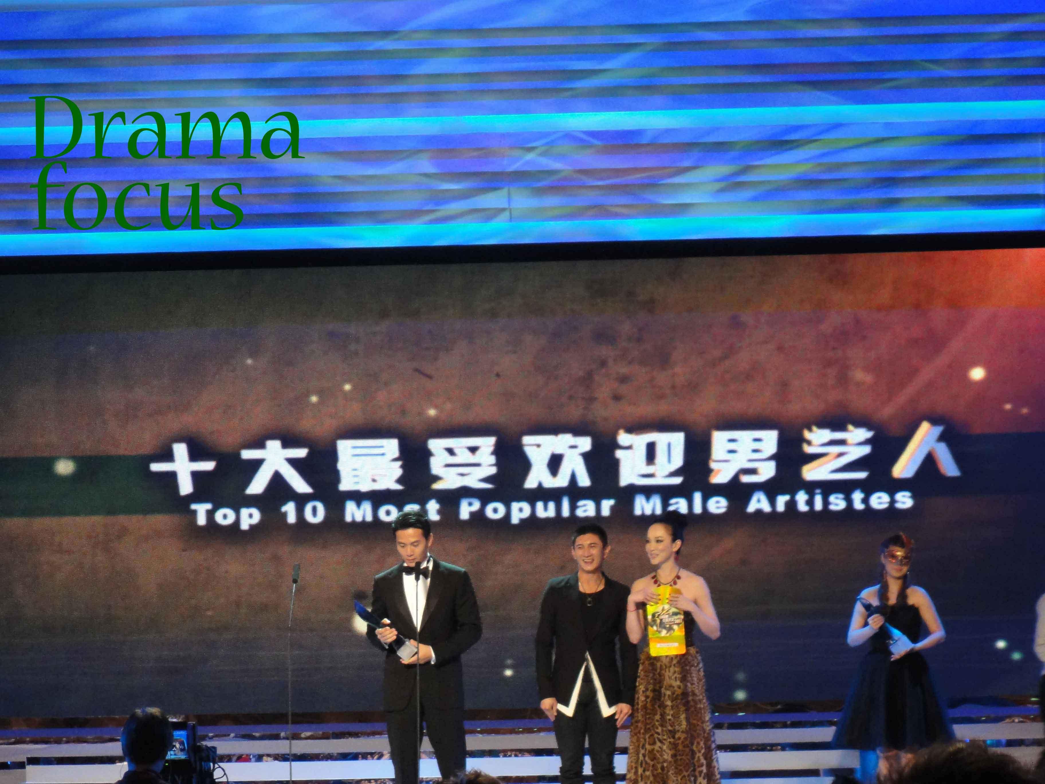 Star Awards 红星大奖 2011: Results